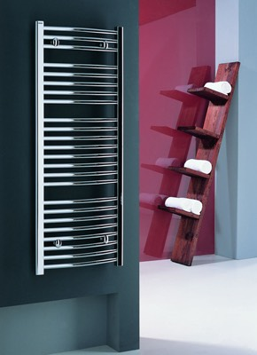 DALIS CHROME TOWEL WARMER